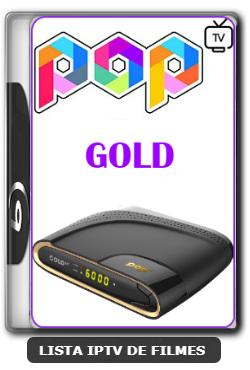 Pop TV Gold Nova Atualização Download V1.32 Com Melhorias no Sistema - 22/10/2020