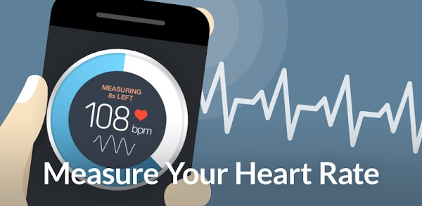 تطبيق Heart Rate PRO المميز والاحترافي لقياس دقات القلب