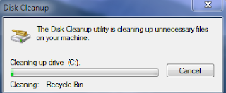 Make your Computer Faster by Cache Cleaning