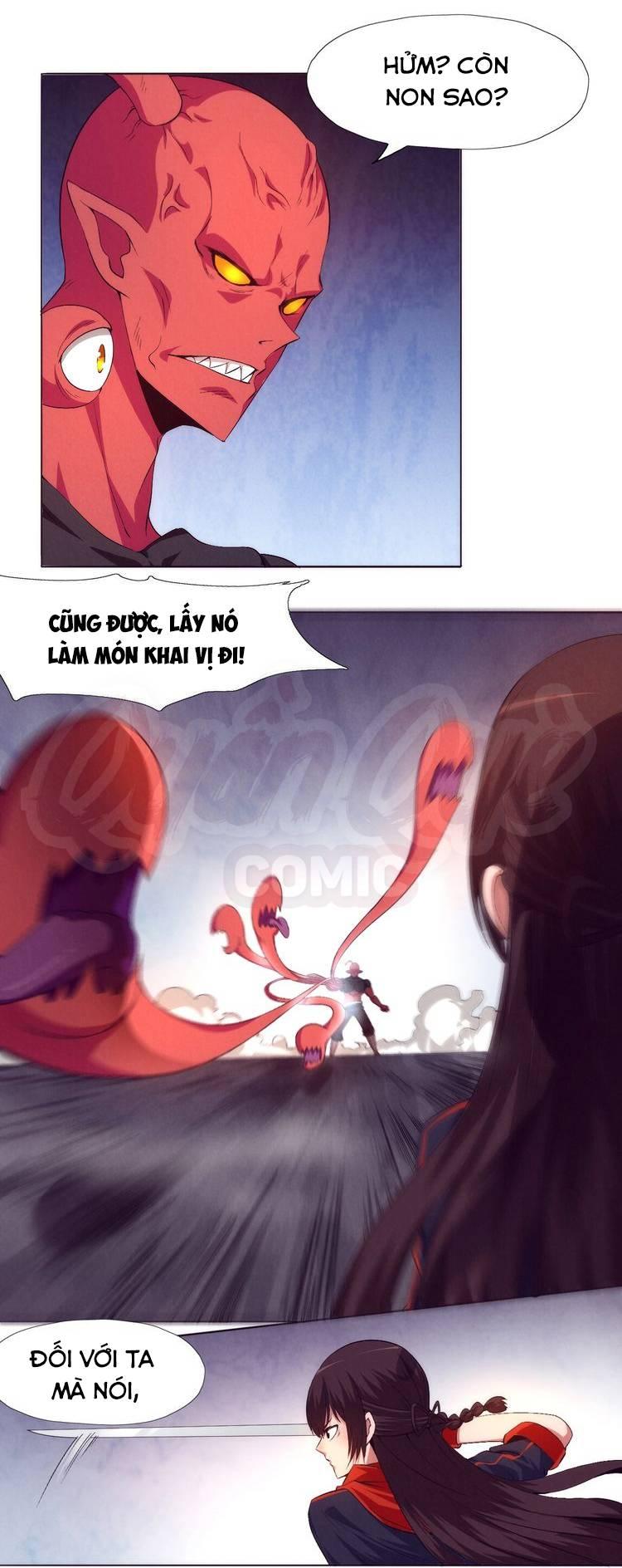 Hắc Kim Đảo chapter 26 - Hamtruyen.vn