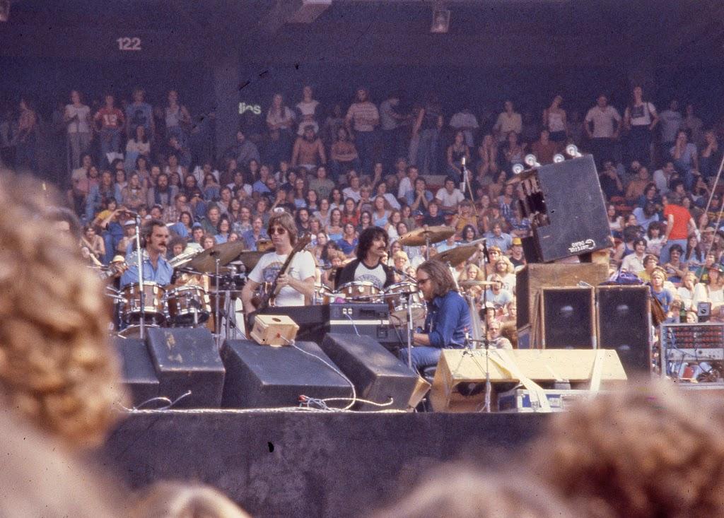 Grateful Dead Live At Giants Stadium 1978 Vintage Everyday