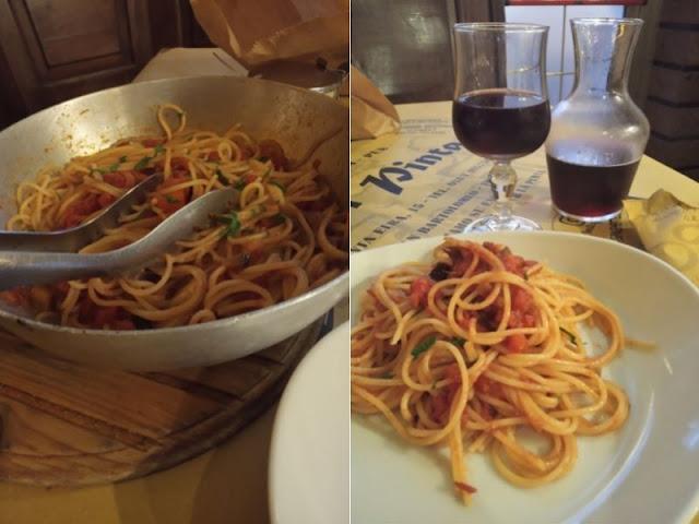 spaghetteria La Pinta San Bartolomeo al Mare