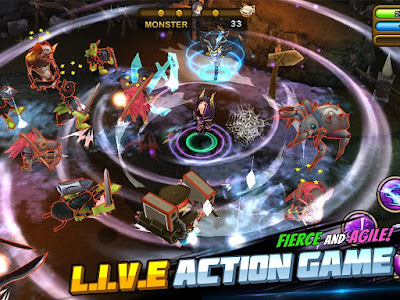 Guardian Hunter SuperBrawlRPG v2.3.2.00 Mod Apk Terbaru