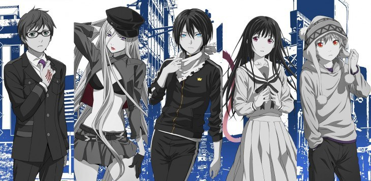 Noragami Aragoto Batch Subtitle Indonesia