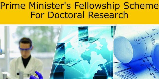 Prime Minister's Fellowship Scheme scholarships