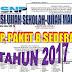 Download Kisi Kisi Ujian Nasional UN SMP, MTS, PAKET B Sederajat Tahun 2017