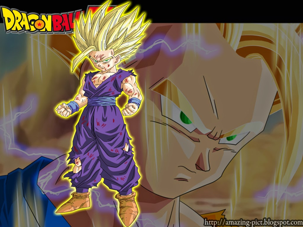 Amazing Picture Teen Gohan Super Saiyan 2 Wallpaper