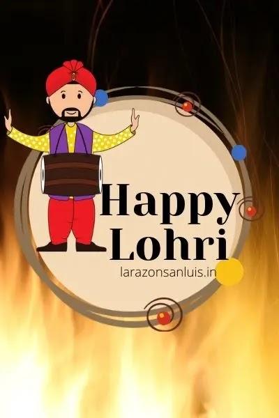 happy lohri images 2021