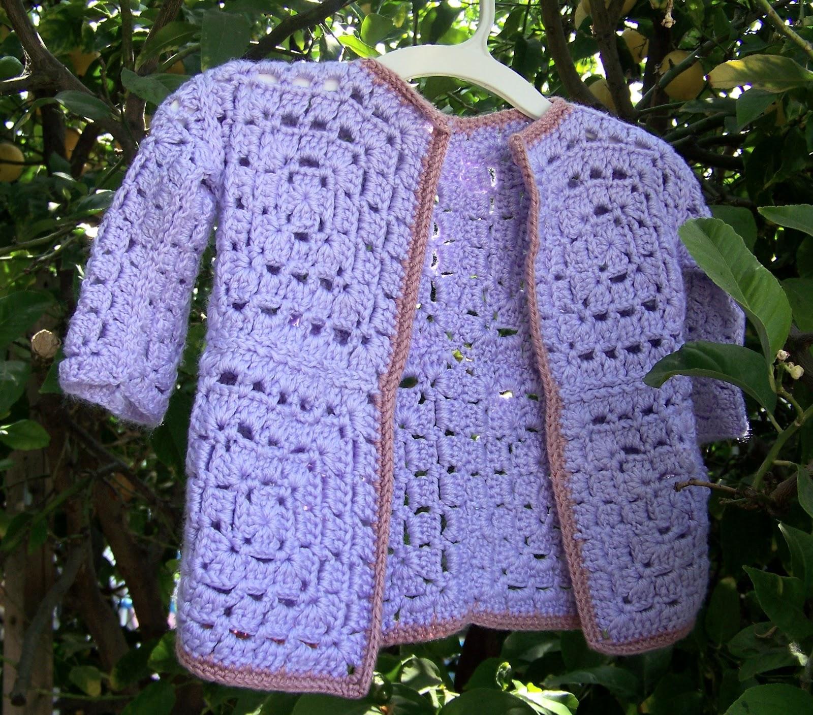 632e11fda Free Crochet Patterns Granny Square Sweater ~ Dancox for .