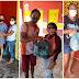Prefeitura de Junco do Maranhão entrega kits de alimentos, da merenda escolar, para as famílias dos alunos