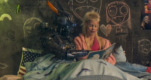 Chappie Humandroid recensione