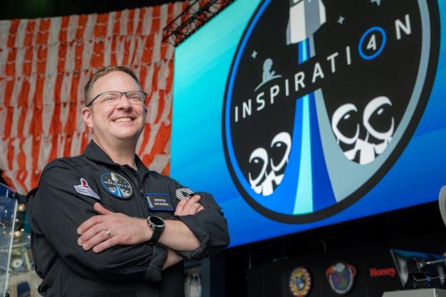 Astronaut Chris Sembroski Ukulele