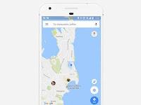 Cara Melacak Lokasi Teman Dengan Google Maps