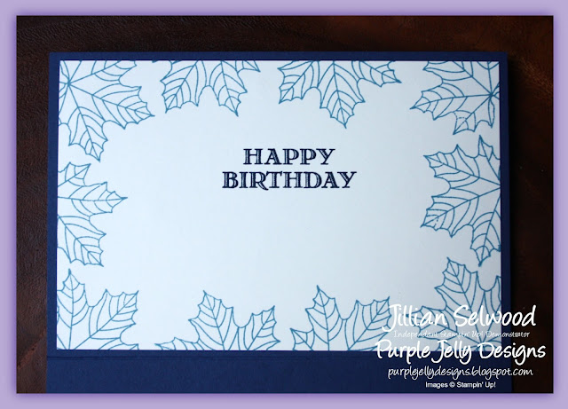 Happy birthday gift card wallet card