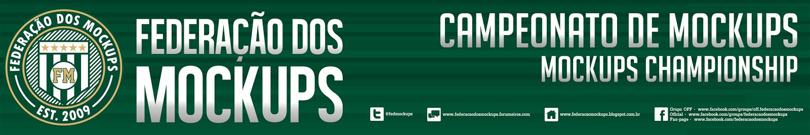 10a4537db2 Campeonato de Mockups Camisetas de Futebol  96º Campeonato de ...