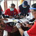 Warga Antusias Ikuti vaksinasi Di Kecamatan Karanganyar