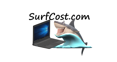 Surf Cost.com Domain Name.