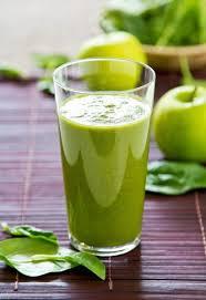 resep jus hijau vegi