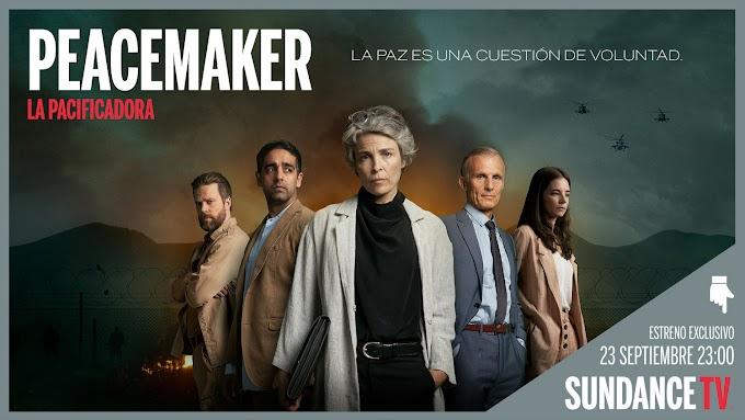 Estreno en SundanceTV del drama político finlandés 'Peacemaker'