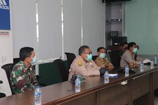 Bupati Sukabumi sidak langsung ke beberapa Perusahaan terkait antisipasi COVID 19 didunia industri
