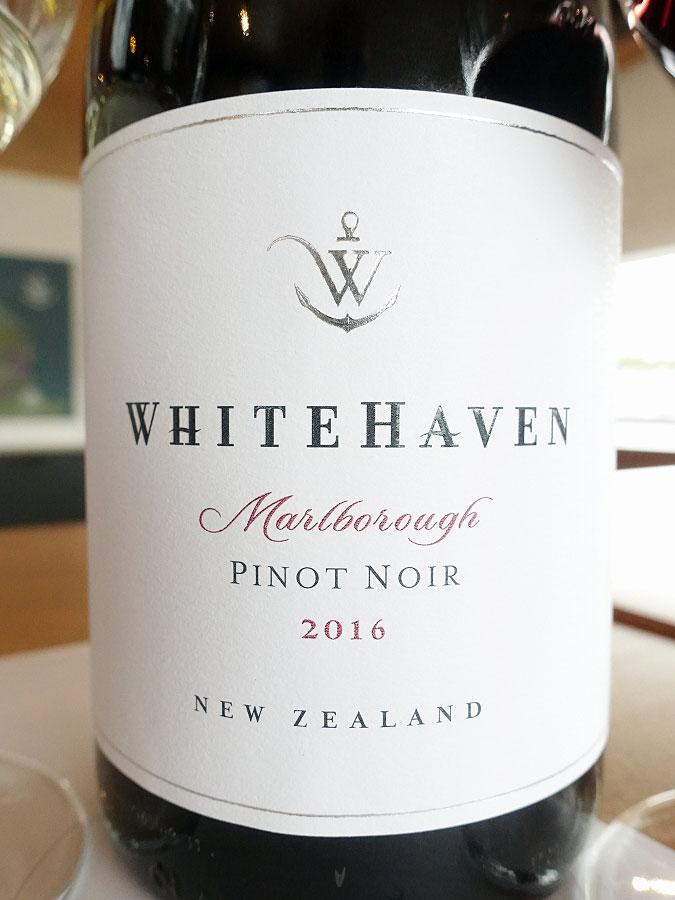 Whitehaven Pinot Noir 2016 (90 pts)
