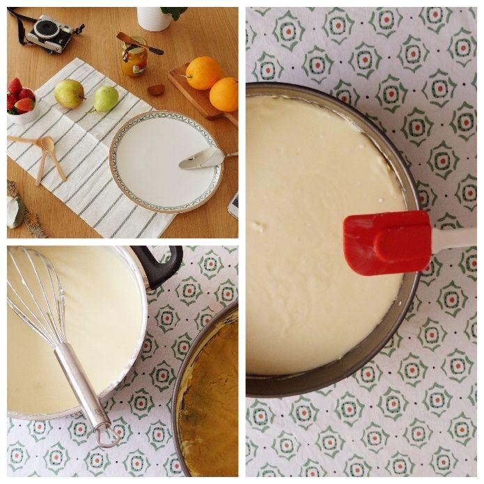 proceso de elaboración de la receta