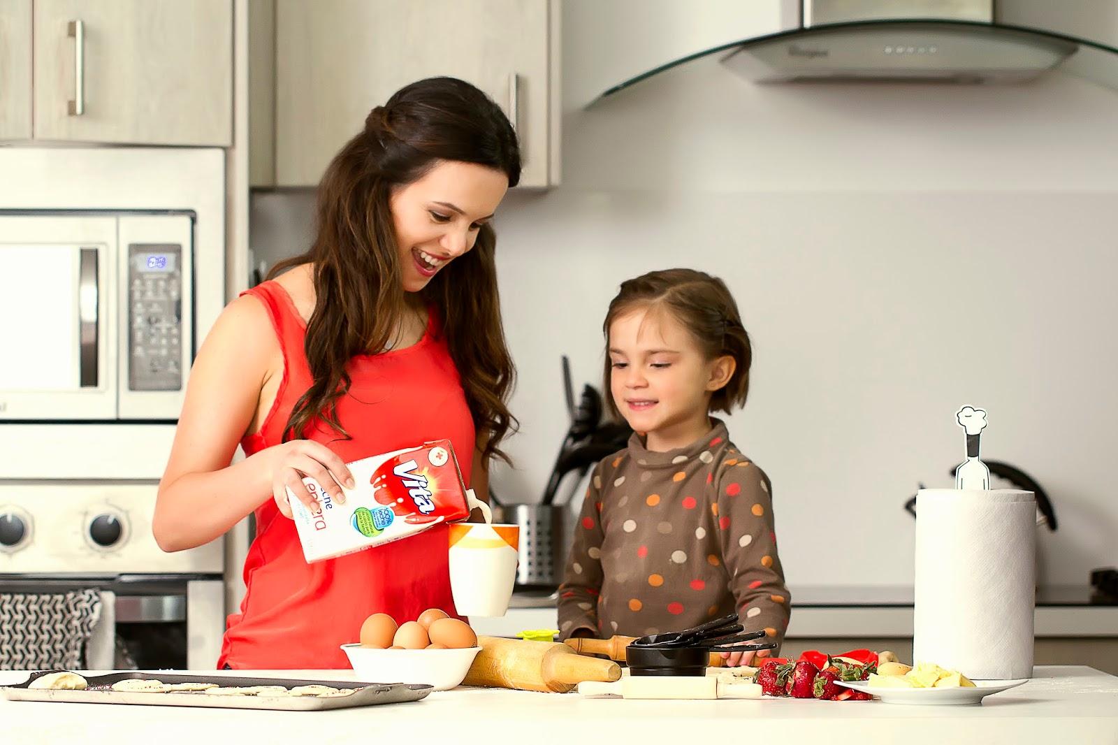Valores nutricionales de cada tipo de leche y su aporte a la salud