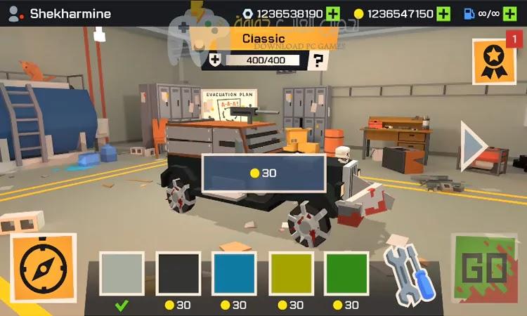 تحميل لعبة Zombie Derby للكمبيوتر مجانا