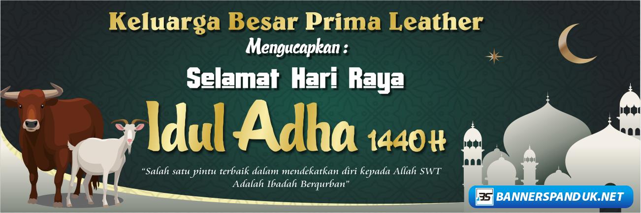 Contoh Desain Banner Spanduk Hari Raya Idul Adha 1440 H ...