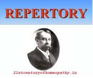 WHAT IS REPERTORY