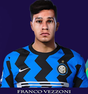 PES 2021 Faces Franco Vezzoni by Rachmad ABs
