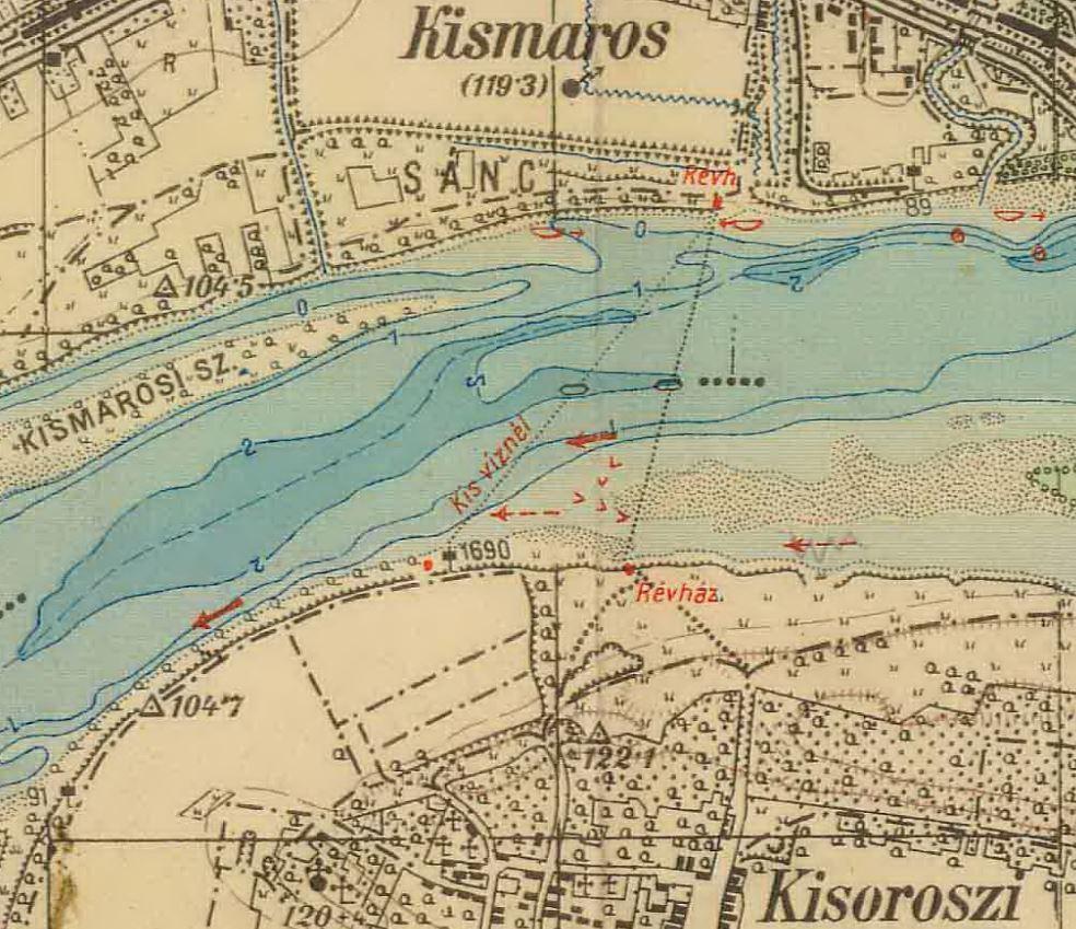 Dunai Szigetek Revallomasok Romjai Kisorosziban