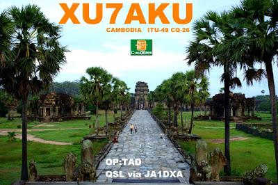 XU7AKU, Camboya
