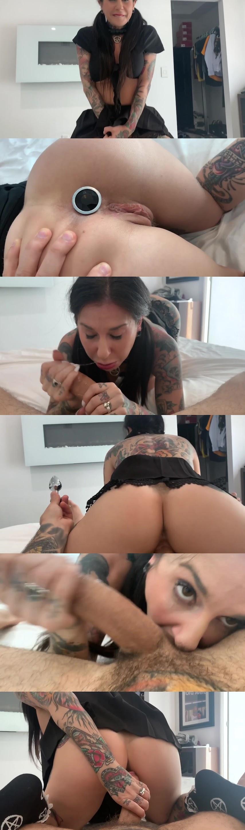 Joanna Angel Big Tit School Girl Anal POV sexy girls image jav