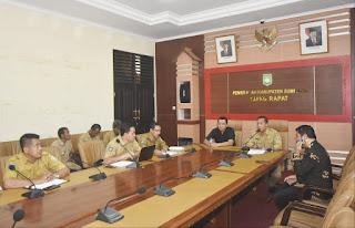 Kunjungi Lunyuk, Gubernur Dorong Percepatan Pembangunan SIKIM Dan STP