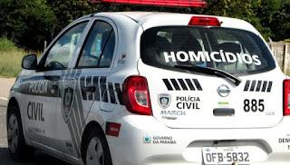 Homem suspeito de tentar matar ex-esposa é preso, em Pedra Lavrada