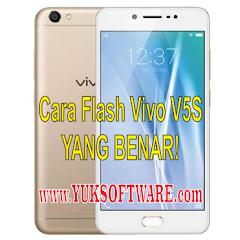 Cara Flash Vivo V5S Yang Benar 100% Tested!
