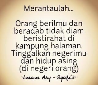 """""""Berbagai Kumpulan Gambar Kata Mutiara Anak Rantau"""""""