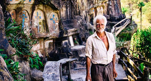 stone man of nicaragua