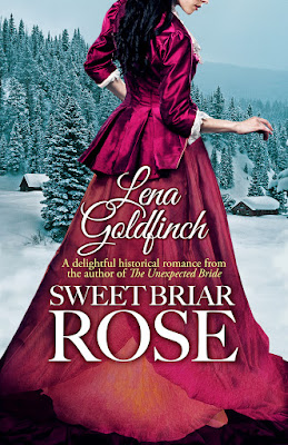 Heidi Reads... Sweet Briar Rose by Lena Goldfinch