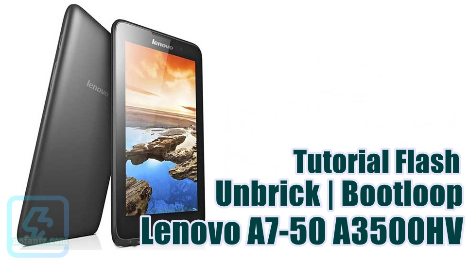 Flash Lenovo A3500HV
