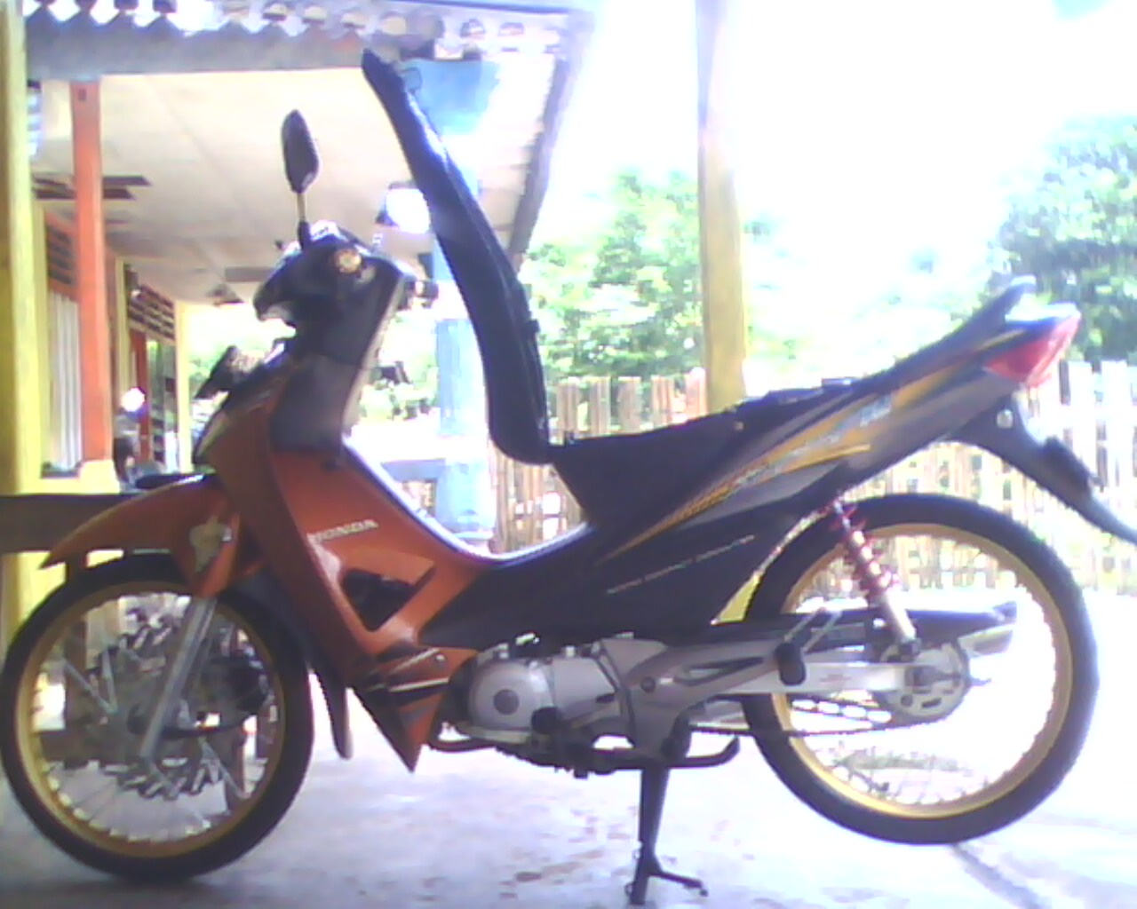 Download Kumpulan 56 Modifikasi Motor Honda Supra Fit 2007 Terupdate