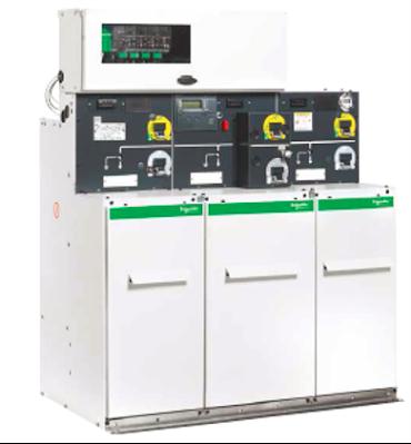 Smart RMU Kubikel TM Fully Gas Insulated
