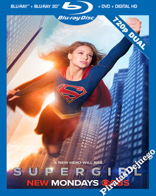 SuperGirl Temporada 1 HD 720p Latino