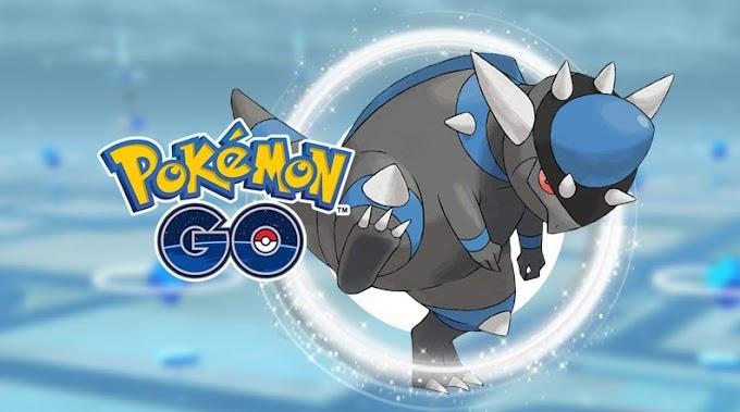 Pokémon GO: estes são os melhores Pokémon do tipo Rock
