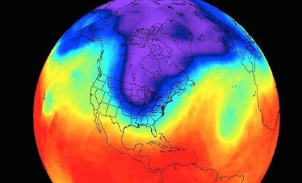 POLAR VORTEX : Ένα φαινόμενο που έχει δαιμονοποιηθεί εις το όνομα της κλιματικής αλλαγής
