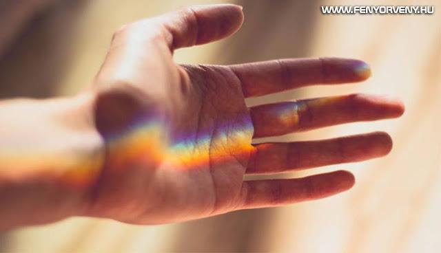 Dermooptika - A tapintható fény