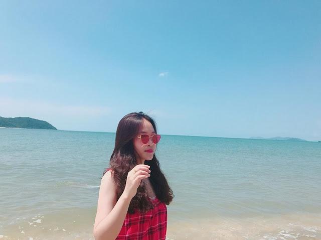 Đảo Cái Chiên Quảng Ninh đẹp bình yên qua ảnh check-in của giới trẻ 7