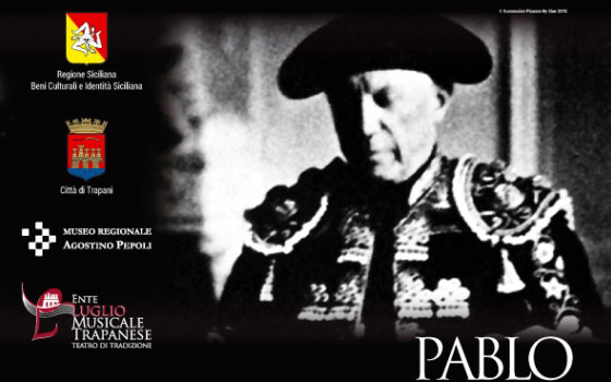 Pablo Picasso Ausstellung auf Sizilien