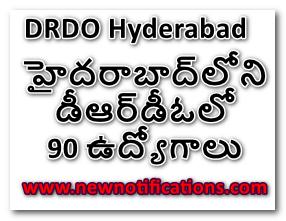 DRDO Hyderabad